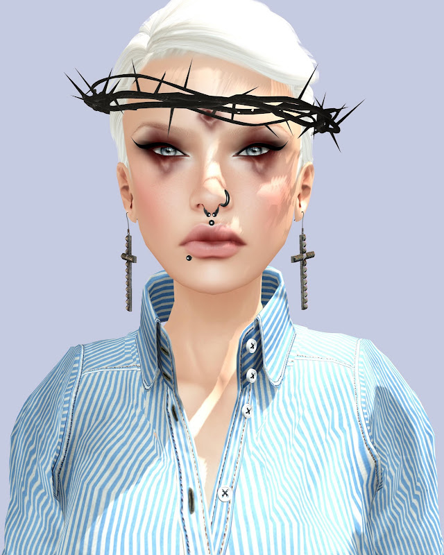 Hair : Faenzo - UFFIE // All Colors (1L gift on Marketplace) MP title=