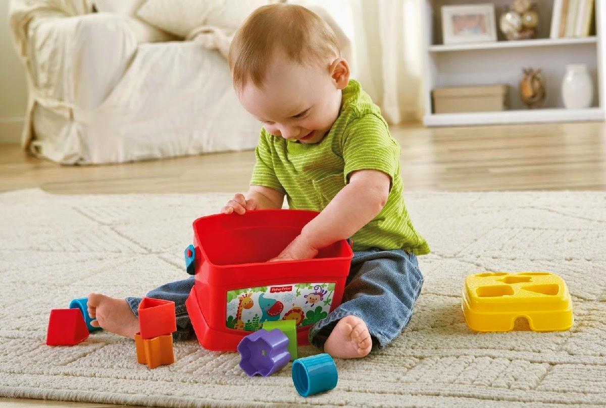 Tips Anak Cerdas Sejak Bayi