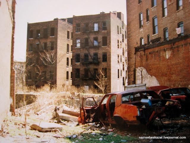 El lado menos glamoroso de Nueva York (retro)