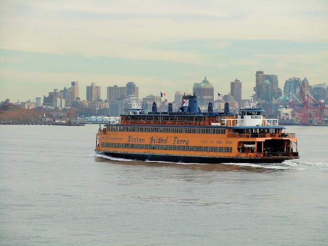 staten island ferry free gratuit