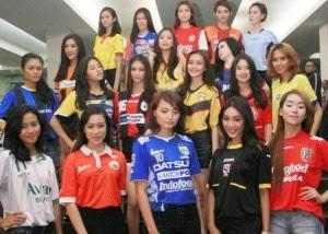 jual jersey liga ISL indonesia lengkap harga murah kualitas grade ori made in thailand