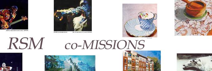 RSM CoMISSIONS