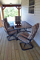 new furniture for our porch