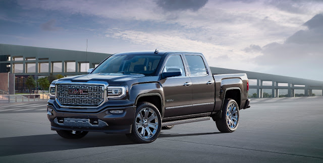 The GMC Sierra Denali Ultimate is Everything You Want in a Truck