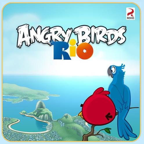 Disegni da colorare gioco per pc angry birds rio - Angry birds gioco da tavolo istruzioni ...