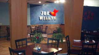 Joe Willy's Restaurant Impossible