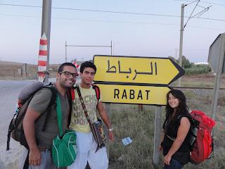 Camino a Chauen. Julio 2011