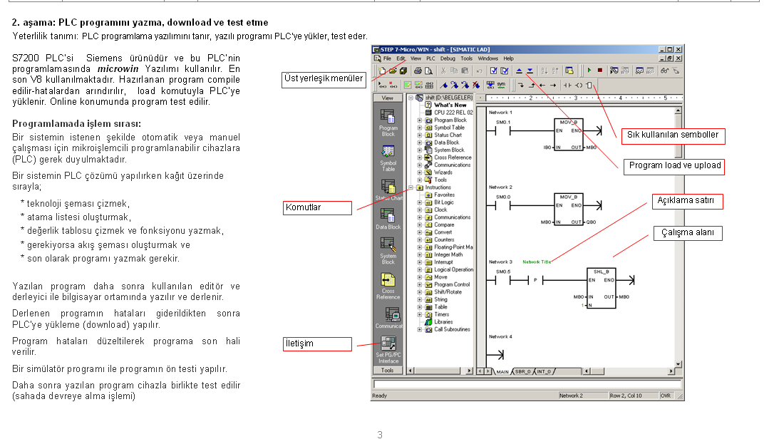 Otomasyon endüstriyel otomasyon bina otomasyonu mekatronik