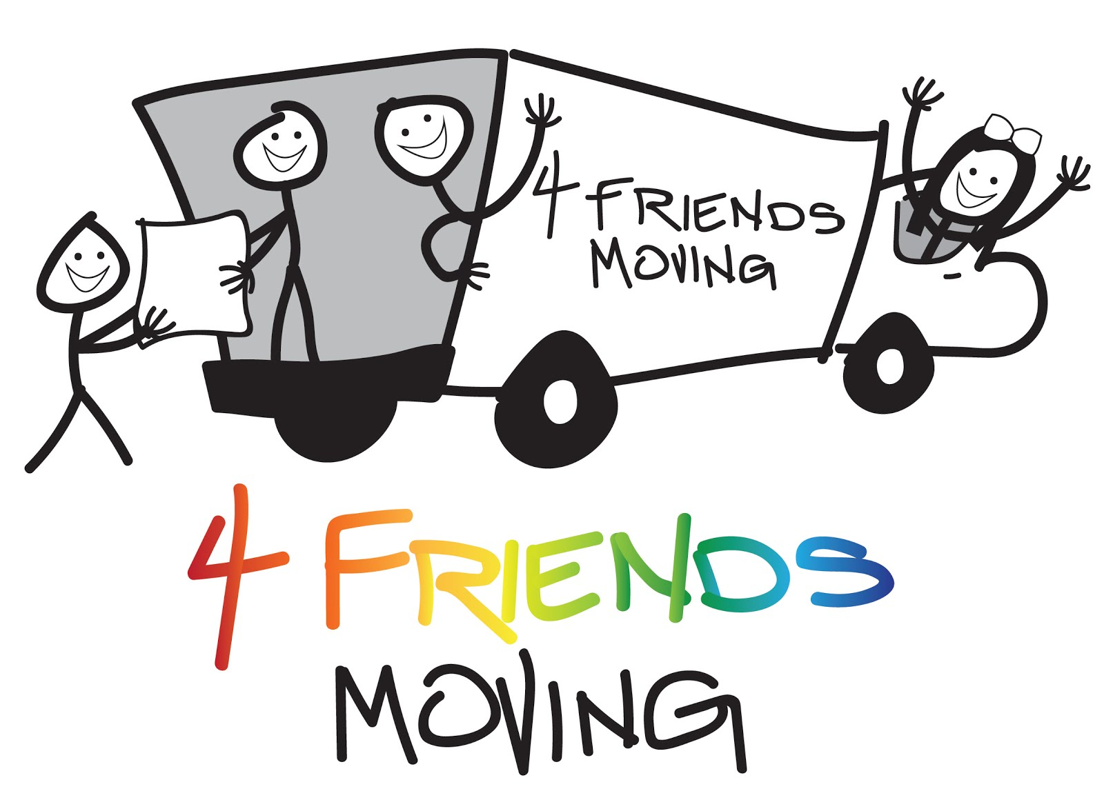 4 Friends Moving Wellington