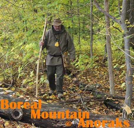 Visit Our Friend: Boreal Mountain Anoraks
