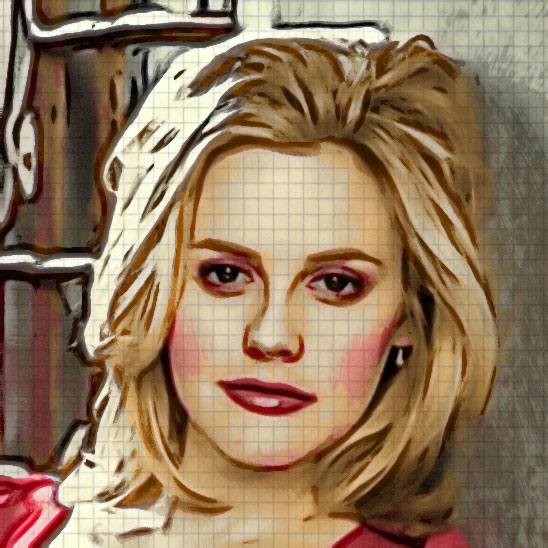 Alicia Silverstone Cartoon