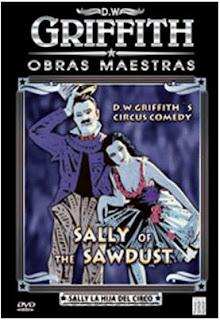 Sally, la Hija del Circo