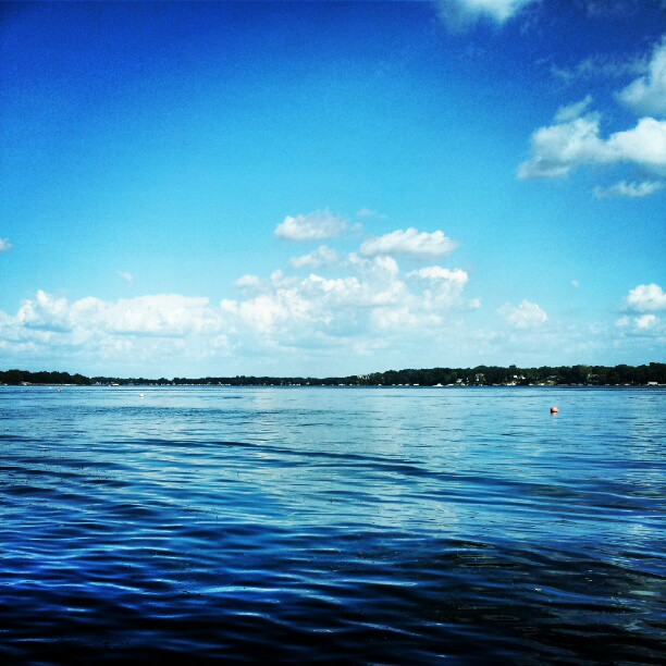 instagram photo image lake waves blue prior lake minnesota beautiful