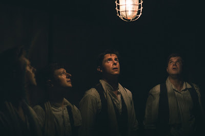 Operation Crucible @ The Finborough Theatre