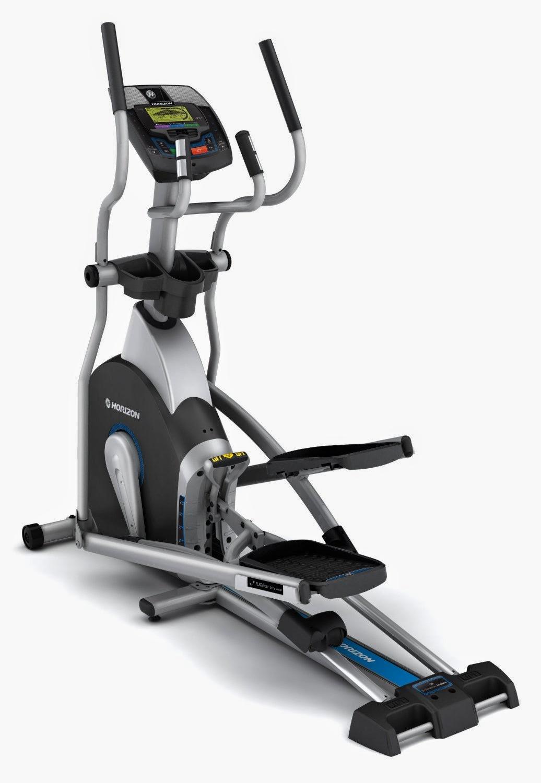 horizon re7 6 elliptical machine