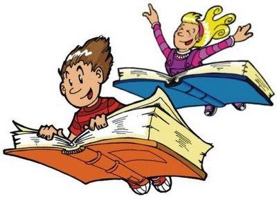 Los libros nos convierten en pájaros
