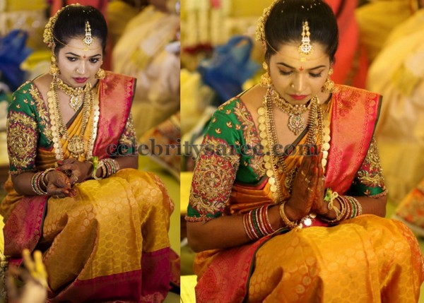 Namrata Wedding Silk Saree