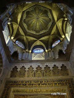 Mezquita catedral de Córdoba andalucia españa
