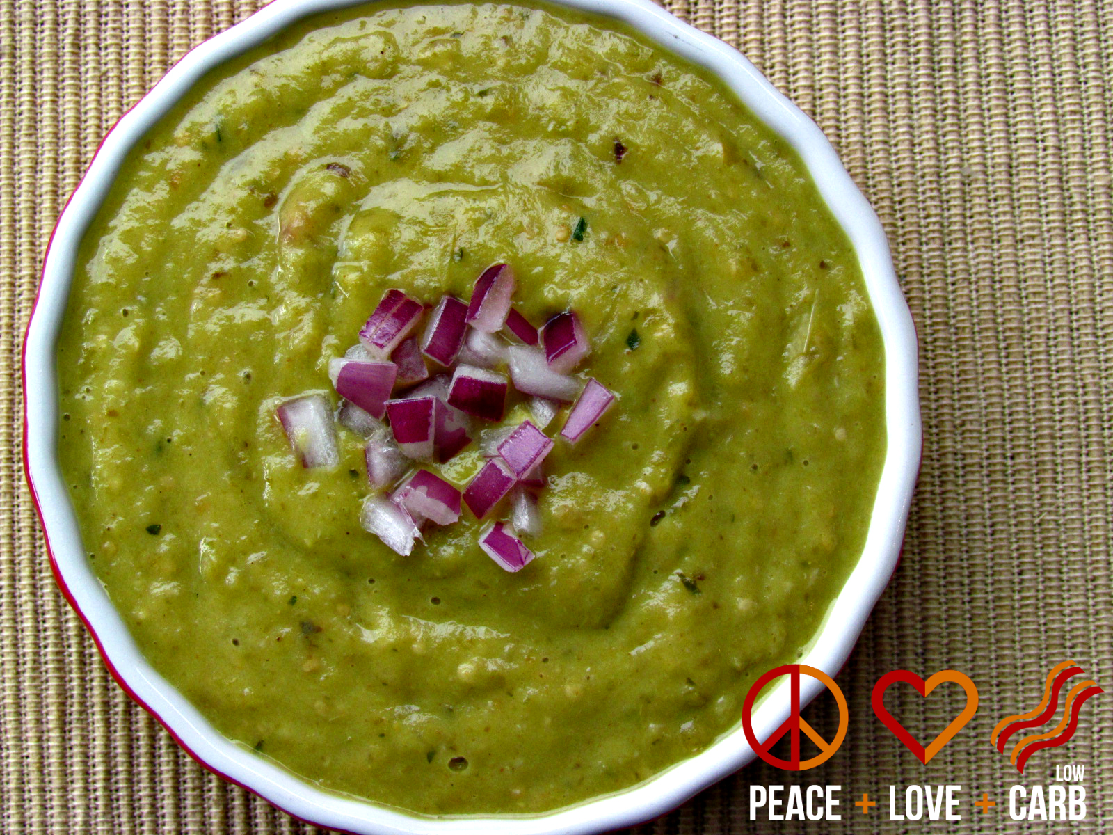 love tomatillo salsa. Adding avocado to this recipe adds a wonderful ...