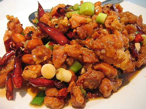 Kung Pao Chicken and Hot Pot ~ my chinese notebook . . .