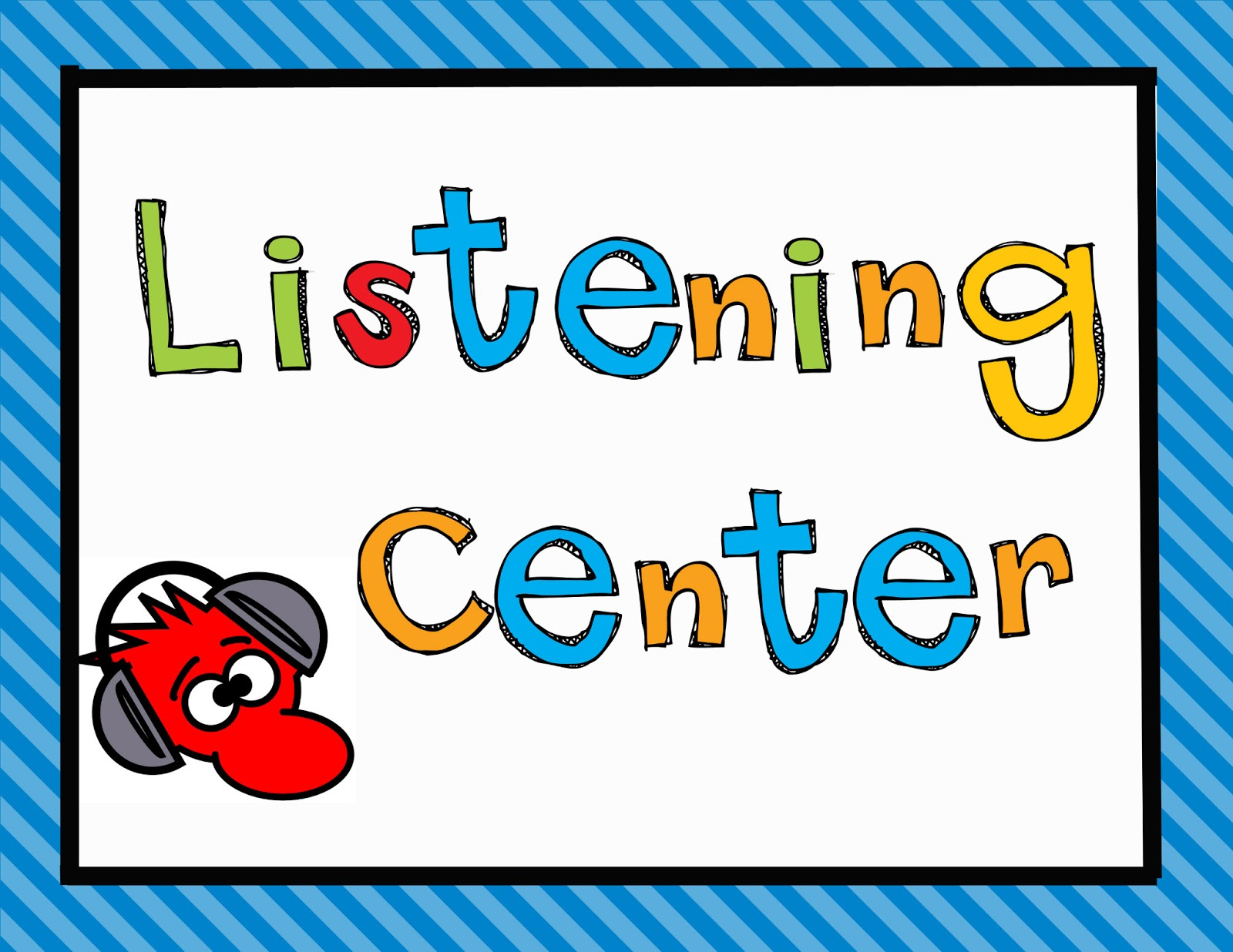 cup of special tea july 2013 listening centre clipart Listening Ears Clip Art
