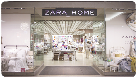 Inditex segmentaci n de mercado marketing diego r for Decoracion hogar zara home
