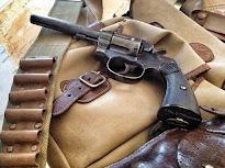 New Service Colt .455 Revolver