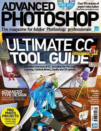 Advanced Photoshop Magazine Issue 124 July 2014