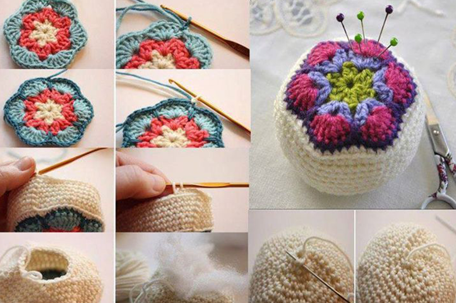 Three Knitting Tutorials