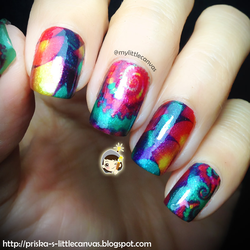 Whimsical Fantasy Nail Decals by Bornprettystore