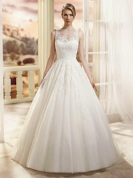 Fallen In Love ; Demetrios Bridal Gowns 2015   wedding bridal ideas