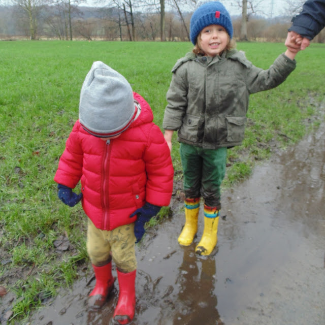 Muddy Kirkstall abbey leeds