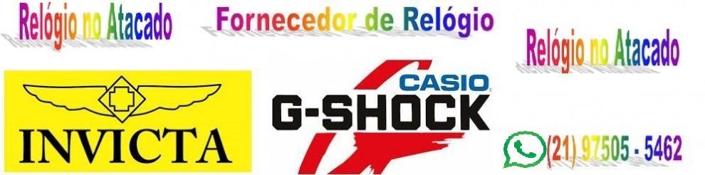Relógios no Atacado para Revenda; Invicta, G Shock, Calvin klay, Michael Kors