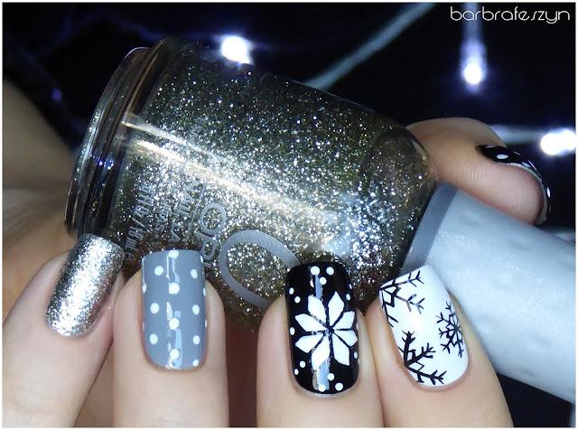 Orly glitter