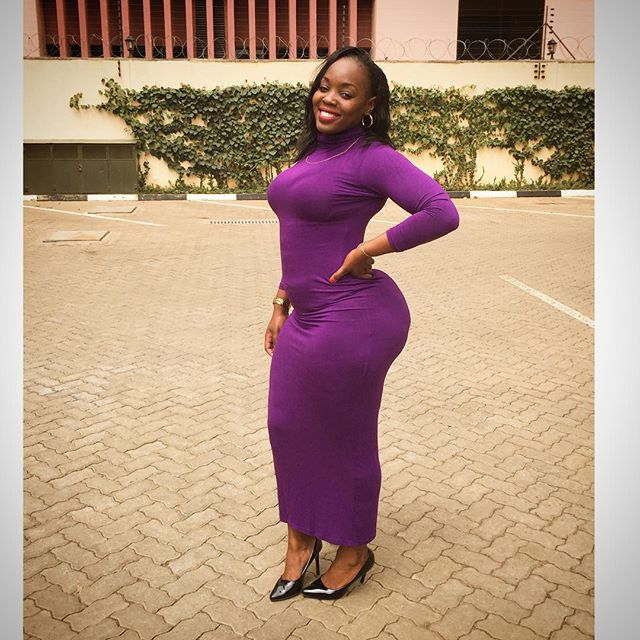 You Will Be Shocked By What Risper Faith Does On The Sides