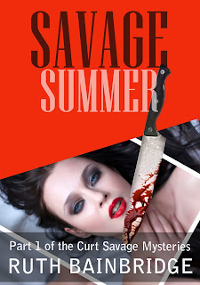 http://www.amazon.com/Savage-Summer-Curt-Mysteries-Book-ebook/dp/B00IPQEXIQ/ref=sr_1_1?s=books&ie=UTF8&qid=1434725321&sr=1-1&keywords=ruth+bainbridge+savage+summer