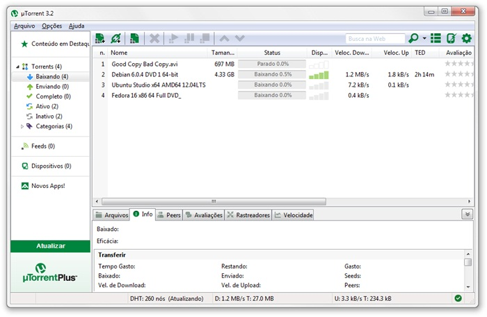 como acelerar o download do utorrent android