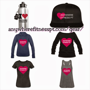 Anywhere Fitness PT Heart Gear
