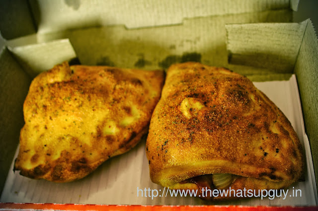 Calzone Pockets Domino's Pizza