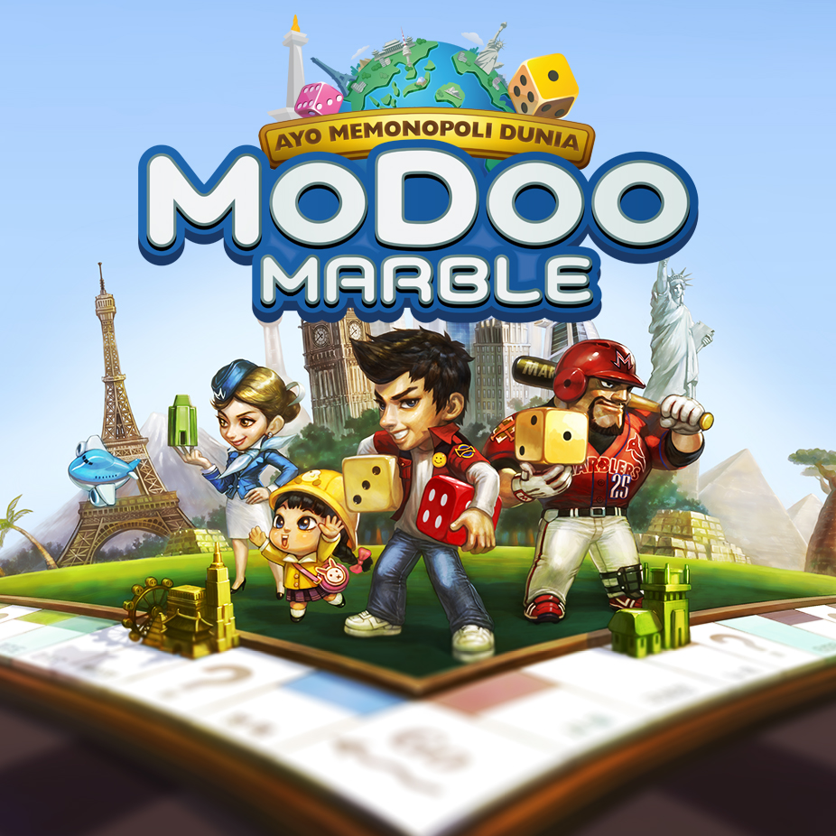 download game modoo marble monopoly