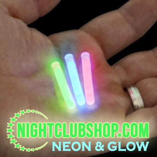Nightclub Bar Event GLOW Party NEON Supplies