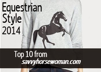 Top 10 Equestrian Style Picks for 2014