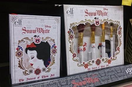 Elf Snow White Makeup
