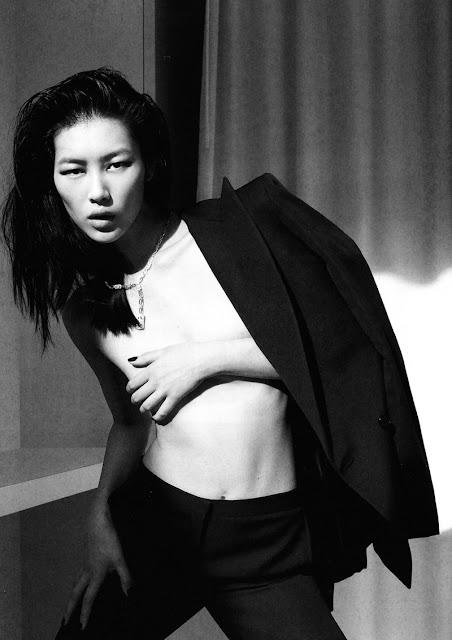 Super Model Liu Wen