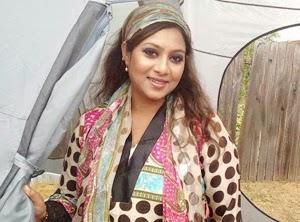 Bangladeshi Actress Shabnoor