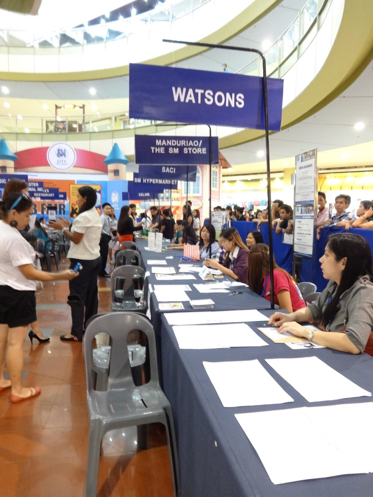my so called life sm city san lazaro s job fair two thumbs up it s a great opportunity to meet employers where else can you see many employers in one location or be seen by them