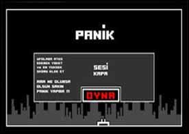 Panik Oyunu