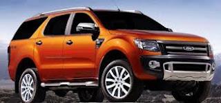 Harga Mobil Ford Everest Bekas Kondisi Bagus