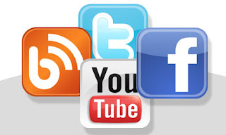 Image of social network sites' Icons