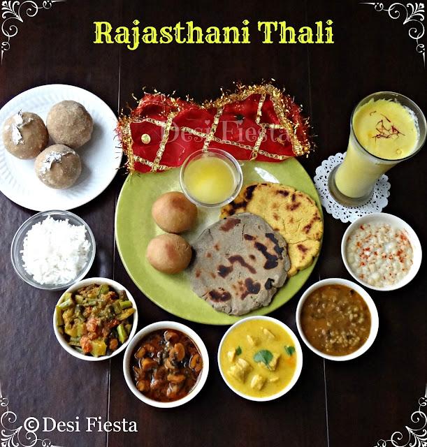 Rajasthani  Cusines